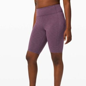 Lululemon Invigorate High-Rise Short 10""
